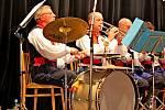 Slavnostním koncertem si připomenula dechová hudba Dolněmčanka 140 let od svého vzniku.