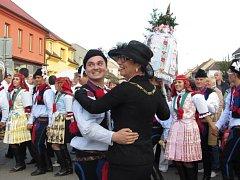 Hody s právem v Kunovicích, 2014.