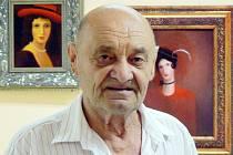 Zdeněk Targus Červinka v Galerii Art.