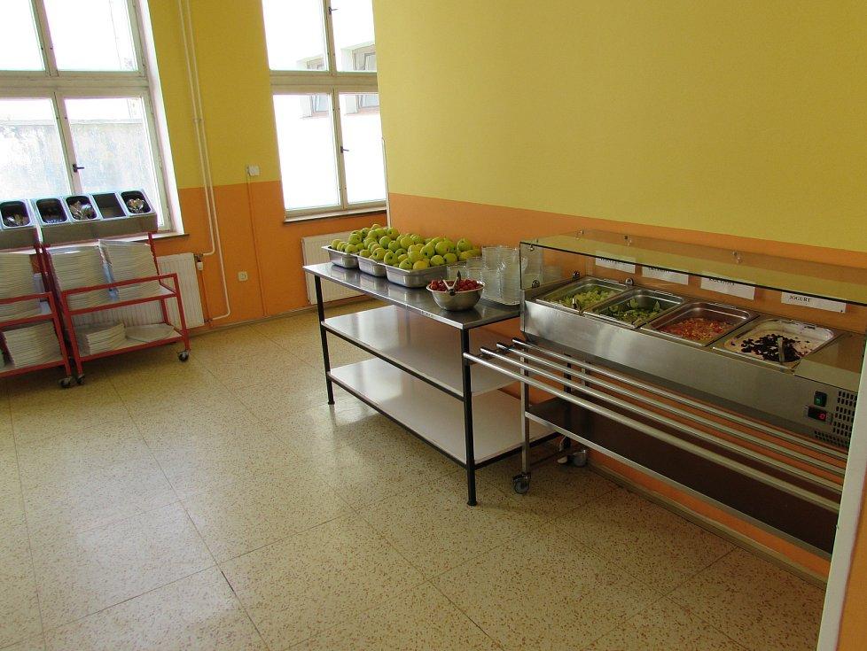 Základní škola UNESCO získala certifikát Zdravá školní jídelna