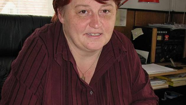 Jitka Nováková, vedoucí Popovjánku.