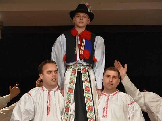 Kunovicím bude kralovat Adam Škrášek.