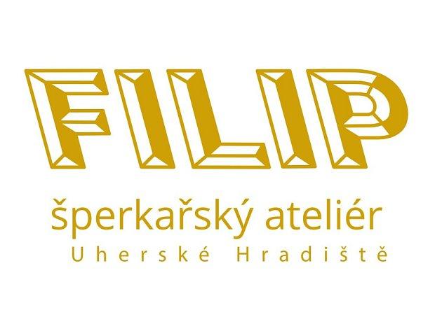 Logo šperkařského atelieru FILIP.