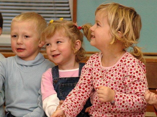 Prázdniny jsou i v mateřské škole v Jalubí.