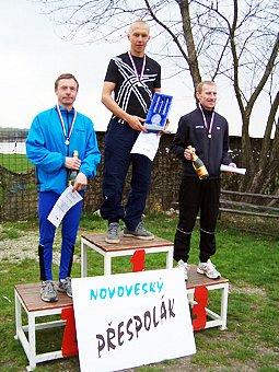 Zvítězil Petr Vabroušek.