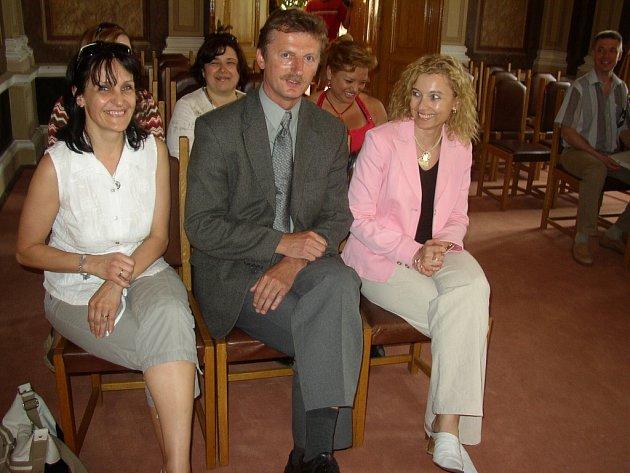 Zástupci z Finska, Německa a Španělska přijali pozvání hradišťských pedagogů.