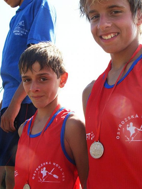 Překvapivé medaile například vybojovali Jakubové Mazur (vlevo) a Mlčoch.