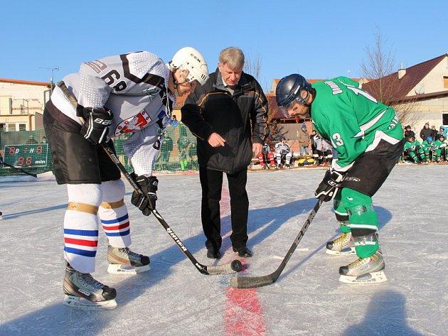 Winter Classic v Ostrožské Lhotě