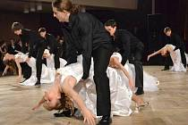 Ples uherskohradišťského gymnázia
