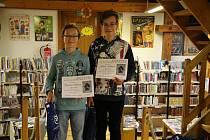 Vyhlášení výsledků soutěže Píšu povídky, píšu básně v Knihovně B. B. Buchlovana v Uherském Hradišti.