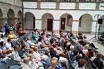 Tak trochu předčasně si radnice v Uherském Ostrohu připravila pro návštěvníky pestrý program spojený právě s oslavou 100 let od vzniku samostatného Československého státu.