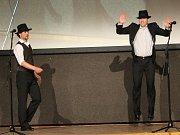 Program Bez bab ukázal mužské tance