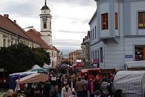 Růžencová pouť v Uherském Brodě. Ilustrační foto