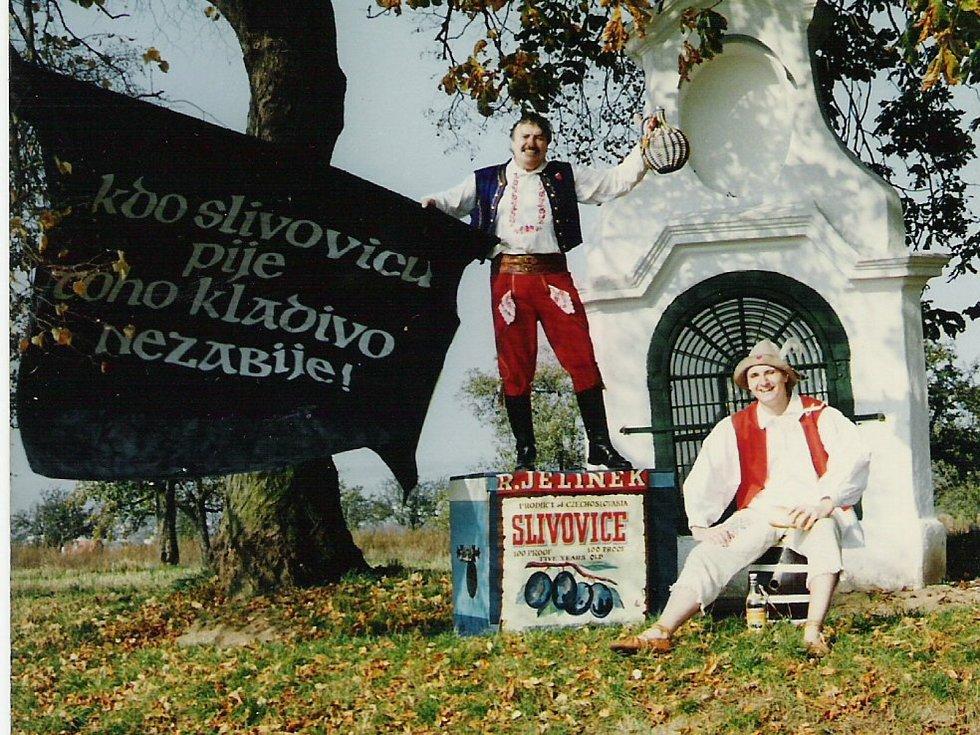 Jaroslav Hadaš, kouzelník z Uherského Hradiště.