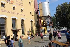 Pivovar v Uherském Brodu