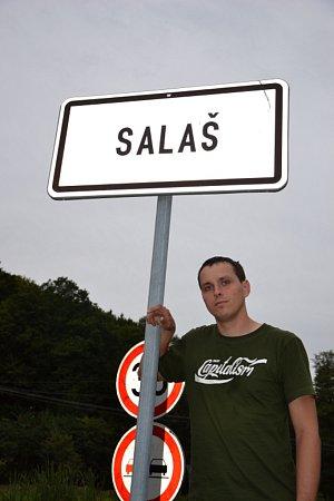 Redaktorovi se již podařilo zdolat trasu Staré Město – Salaš.