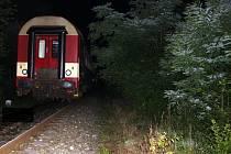 Vlak srazil a usmrtil dva koně