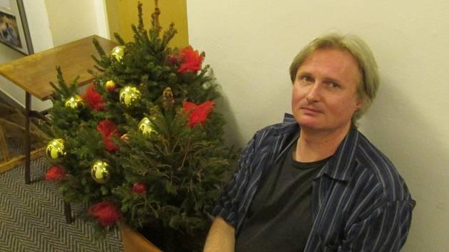 Režisér Pavel Göbl navštívil město, v němž vyrůstal.