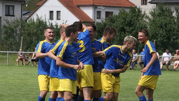Fotbalisté Prakšic zvládli i domácí duel s Nedakonicemi.