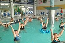 Cvičení pro seniory s Martinou Dočekalovou