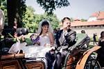 Soutěžní svatební pár číslo 91 – Eva a Jakub Pluháčkovi, Olomouc