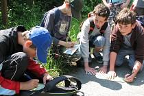 Zajímavé akce připravili letos školákům zaměstnanci Lesní správy Buchlovice.