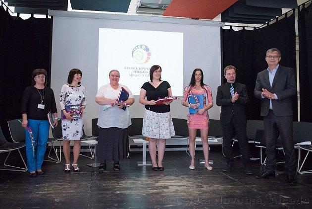 Radka Ondrejková získala ocenění ministryně školství.