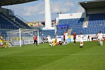 1. fotbalová liga žen 1. FC Slovácko - Sparta Praha. Ilustrační foto