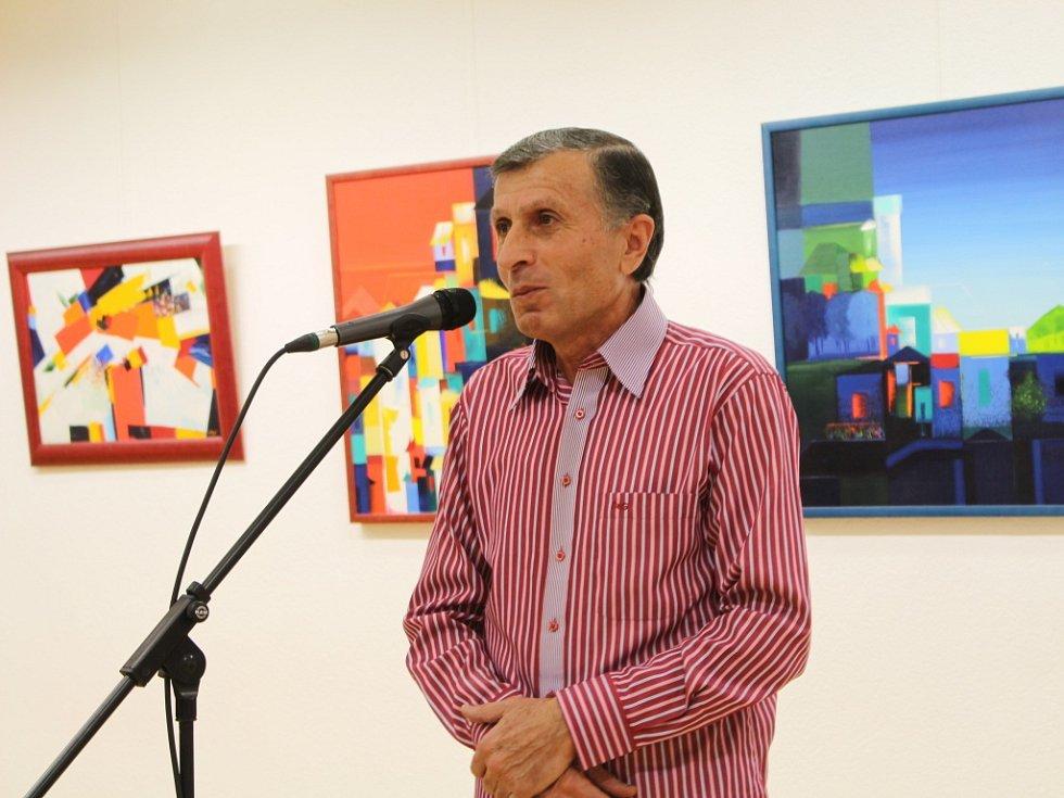Ašot Arakeljan a jeho tvorba. Ilustrační foto.