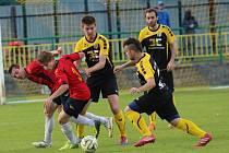 Dolní Němčí - Strání 2:0 (0:0).