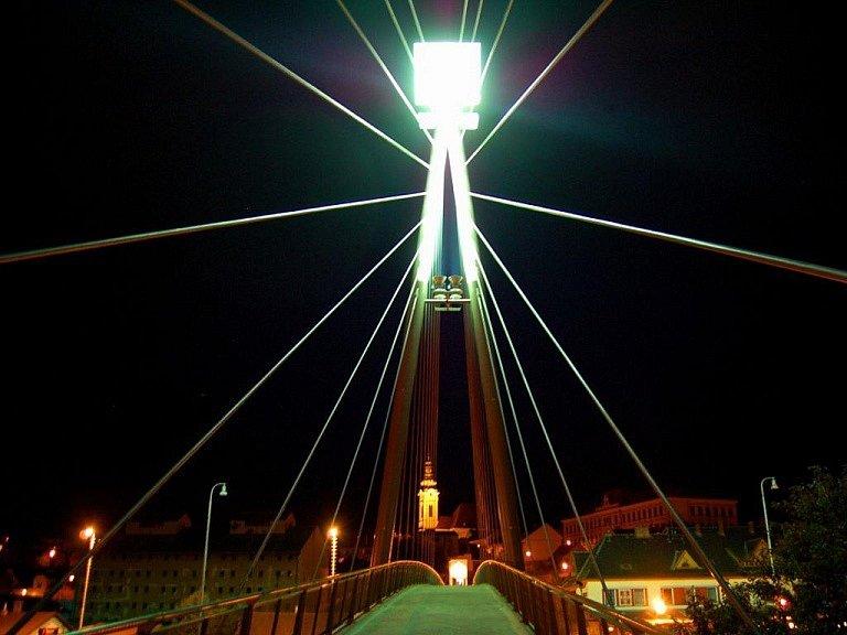 Dopravní terminál v Uherském Brodě. Ilustrační foto.