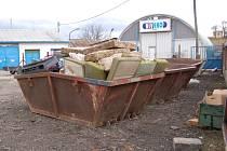 Nivničtí za rok odevzdali i 274 tun velkoobjemového odpadu.