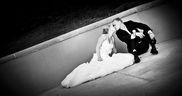 Soutěžní svatební pár číslo 151 - Marek a Petra, Šubertovi, Přerov
