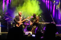 Pražský výběr vystoupil 28. srpna na festivalu Buchlovské léto, v amfiteátru zámeckého parku v Buchlovicích.