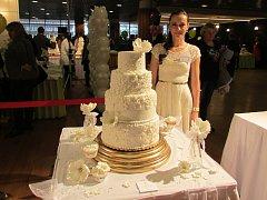 Markéta Sukupová upekla nejlepší dort.