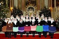 Na koncertu v kostele sv. Petra a Pavla v Polešovicích toho bylo hodně ke chválení.