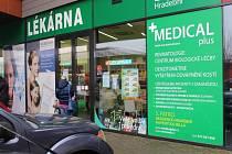 Kontroverzní léčivo je už pečlivě uschováno v trezoru lékárny.