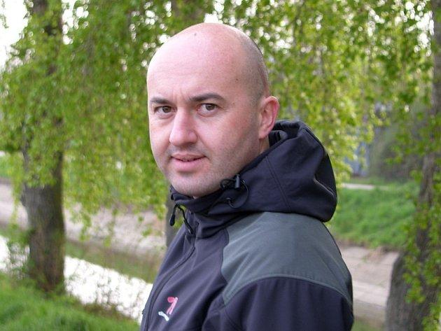Šéf zlínského Metyl týmu Martin Baláž