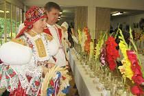 Konstatovali manželé Máčalovi z Jalubí, hospodáři při letošních dožínkách.