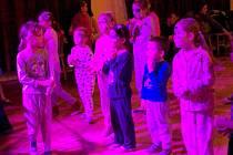 Pyžamový ples v Boršicích u Blatnice