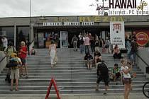 Letní filmová škola v Uherském Hradišti.