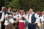 XXII. ročník Koseckých písní v zámeckém parku v Buchlovicích.