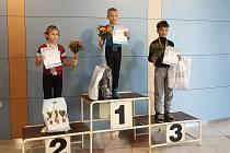 1. místo Jakub Tykal