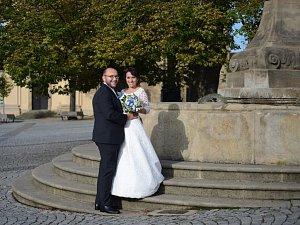 Fotosoutěž O nejkrásnější svatební pár 2017 – 32. kolo