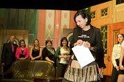 SLOVÁCKÉ divadlo považuji za svůj druhý domov. Ten první dělím mezi Vršavu na Košíkách a rodné Brno.