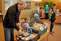 Velehradští chodí do knihovny za požitkem, ale na akce pořádané knihovnicemi za zábavou.