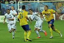 1. FC Slovácko - Teplice. Ilustrační foto.