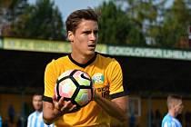 Střední záložník Lukáš Sadílek je připraven i dohrát sezonu ve II. lize. Stejně jako se poprat o místo ve Slovácku.