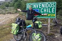 Na cestě napříč Jižní Amerikou našlapal Miroslav Šlegl už více než sedmnáct stovek kilometrů.