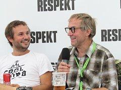 Slovenský dokumentární režisér Miro Remo.